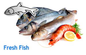 fresh fish delivered